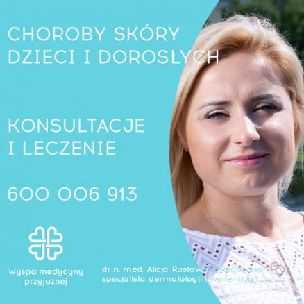 Dermatolog - Wenerolog Gdańsk