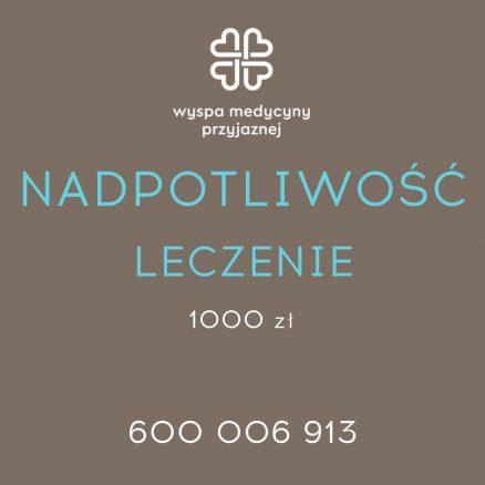 Leczenie nadpotliwości botoksem Gdańsk